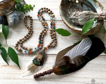 Custom Smudging Kits and Smudging Malas ***This IS NOT A LISTING*** Please contact me for more information... thank you.