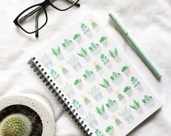 Plant Lovers Notebook