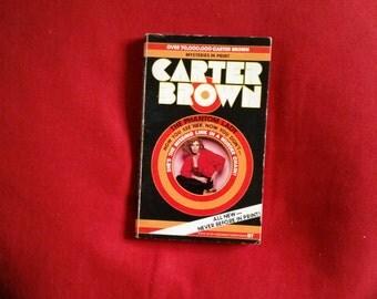 Carter Brown - the Phantom Lady (Belmont Tower 1980)