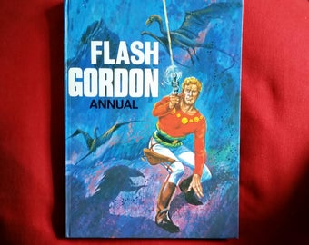 Flash Gordon Annual 1968 (World Distributors)