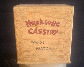 HopAlong Cassidy Wrist Watch