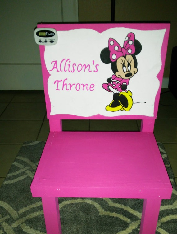 """Custom made Kids """"Time Out"""" Chairs"""