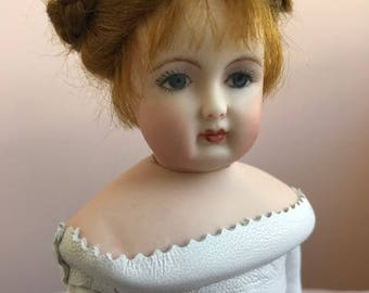 Antique Reproduction Rohmer Doll