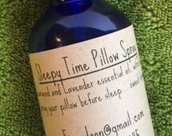 Sleepy Time Pillow Spray