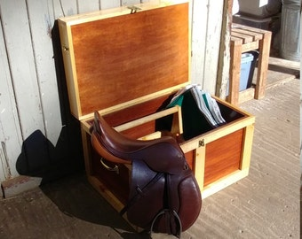 Equine Tack Trunk