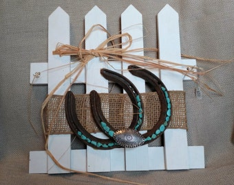 Horse Show Picket Fence
