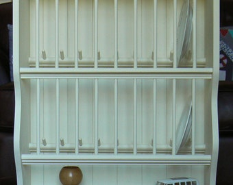 Plate rack, The Windsor design