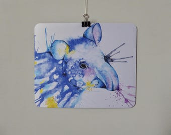 Tolanda The Tapir Mousepad