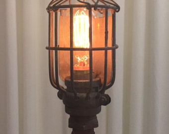 Vintage Edison Bulb Lamp