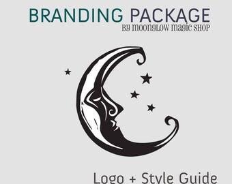 Logo Design, Branding Design, Custom Logo, Custom Website, Custom Style Guide, Branding Style Guide, Custom Branding Package, Business Logo