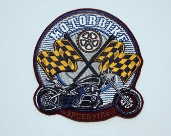 Motor bike Speedfire patch