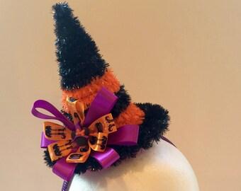 Witch Madhatter Headband