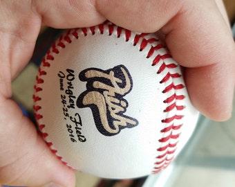 Phish Wrigley Baseball