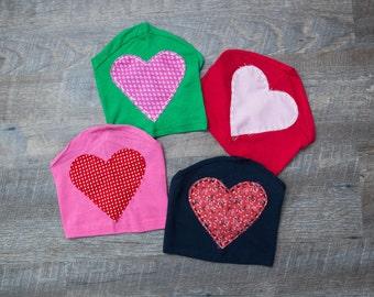 Headbon - Baby/Toddler Headband with Appliqué Heart