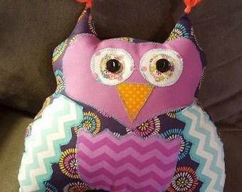 Hippy Dippy Trippy Owl