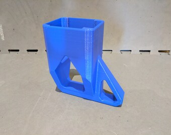 3D printed - Nerf Rival Apollo Stock - Blue
