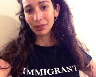 Women's Immigrant t-shirt