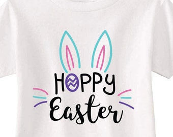 Hoppy Easter Tee Shirt