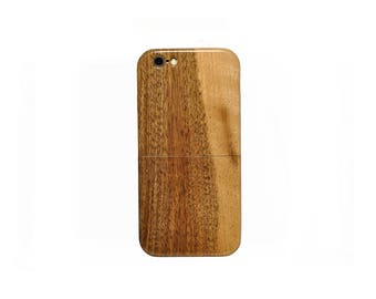 iPhone 6s Case, Wood Case, iWoodyCase by Nooc, Glossy Starlight Collection
