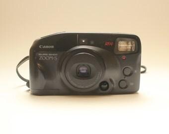 Canon Sure Shot Zoom-S