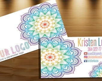 Business Cards, LLR Business Cards, Gorizontal Business Cards