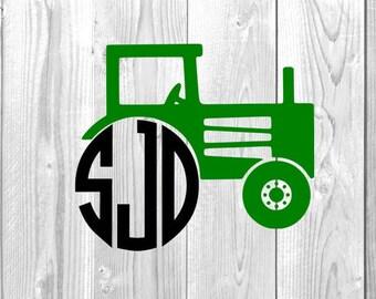Farm Decals Etsy