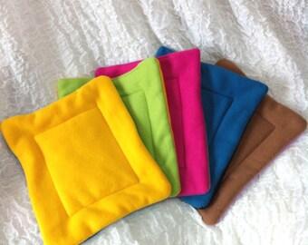 Custom order**Pad/guinea pig pad/guinea pig fleece/hedgehog fleece/guinea pig cage/mat/pee pad/corner pad/potty pad