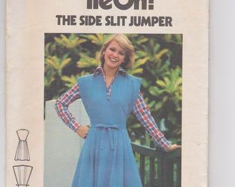 Butterick 5316 / Misses' Jumper / Size Medium / 70's Vintage Sewing Pattern