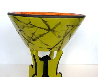 Fatpåfot, recycling, art, design, handmade, reused, paint,
