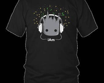 ADULT  I Am Groot shirt| Guardian of the galaxy shirt| Groot shirt| baby groot shirt| baby groot t-shirt