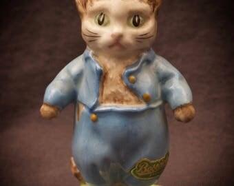 Beswick Beatrix Potter Tom Kitten Figurine Cat