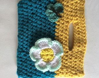 Purse for little girl chrochet