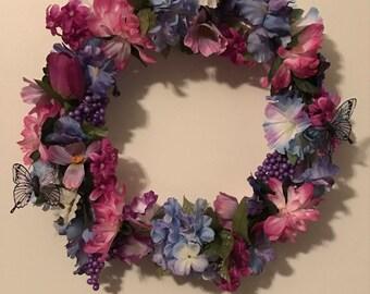 Spring Wreath 1/2 off!!
