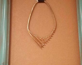 Unique Gold necklace