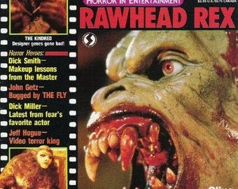 Fangoria Magazine & Monster World Magazine on DVD
