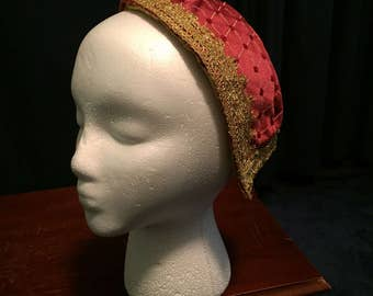 Fancy Juliet cap