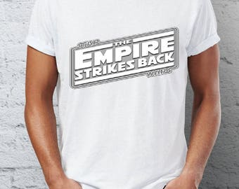 Star Wars - empire strikes back - film - t-shirt