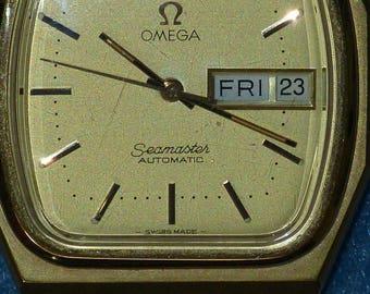 Omega Seamaster automatic / automatic vintage 17 jewels