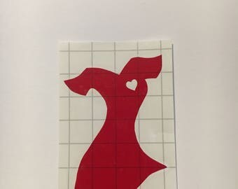 Go Red For Women Decal