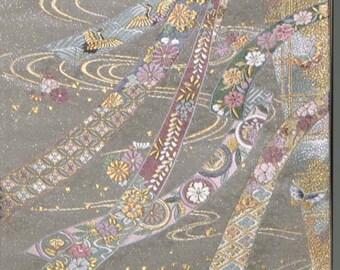 Weave VIP silk Nishijin Fukuro six pattern