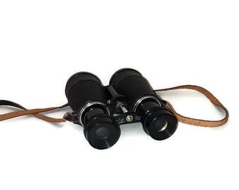 Vintage Vicki Japanese 4x40 Binoculars // Vintage Binoculars