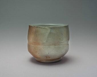 Yunomi, Tea cup, Soda fired, Ceramic Art, Handmade Pottery, Soda Fired Ceramics