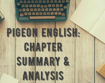 Pigeon English - Chapters 1-44 - Summary and Analysis