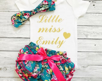 Newborn Girl, Baby Girl Clothes, Personalized Newborn Outfit, Baby Girl Clothes Newborn, Personalized Newborn Girl Outfit, Newborn Outfit