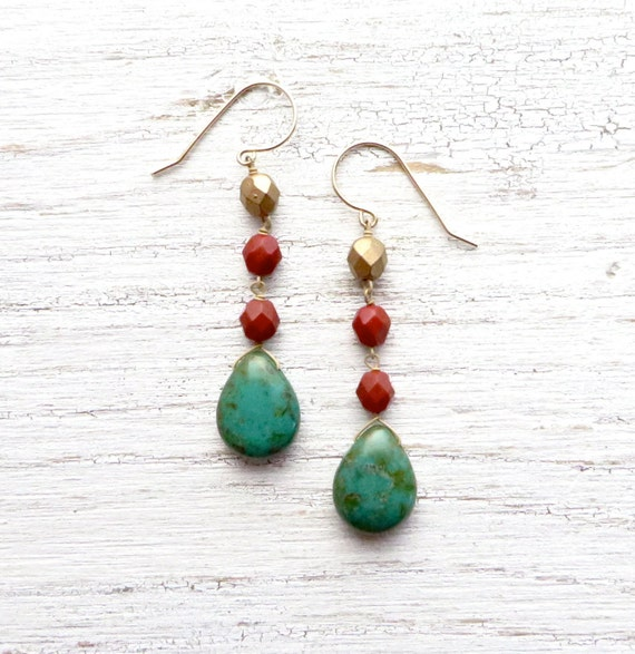 December Earrings