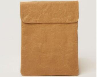 Brown Paper iPad & Tablet Sleeve
