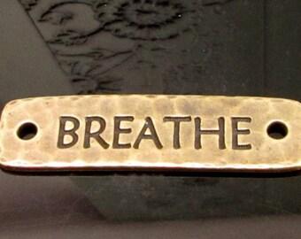 Breathe Link, Brass OX, TierraCast TB35
