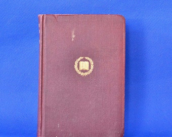 Putnam's Handbook of Etiquette by Helen L. Roberts - Social Usage, Manners and Customs - Vintage Book c. 1913 - First Edition