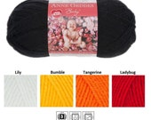 Red Heart Anne Geddes Baby Yarn - 5 Color Choices - 1 Skein E805 fnt