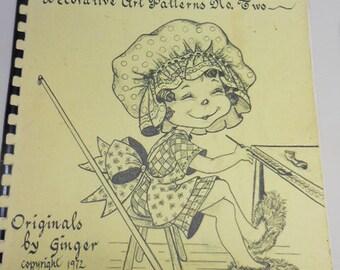 Vintage Toll Paint Patterns